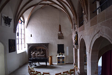 St. Egidien, Wolfgangskapelle