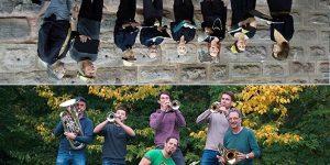 GoldSinger und Generation Brass